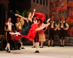 """В балете """"Дон Кихот"""" - дебюты!"""